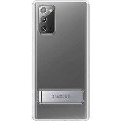 Etui z podstawką do Samsung Galaxy Note 20 przezroczyste