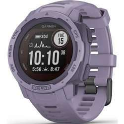 GARMIN Zegarek Instinct Solar, GPS Watch, Orchid, WW