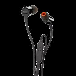 JBL T210 Słuchawki douszne, Czarne
