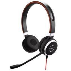 Słuchawki z mikrofonem Jabra Evolve 40 MS Duo