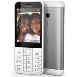 Telefon Nokia 230 DualSIM srebrny