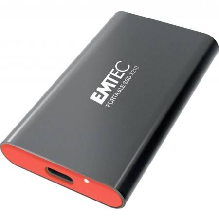 Dysk zewnętrzny Emtec SSD X210 256 GB