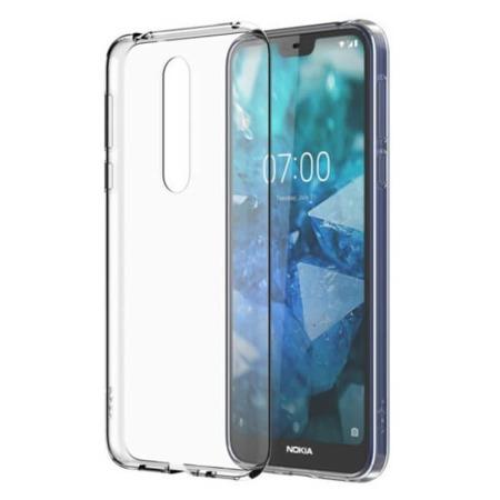 Etui Case CC-170 do Nokia 7.1 przezroczyste