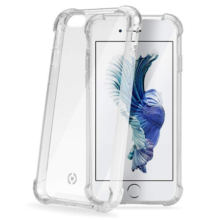 Etui Case Celly ARMOR700WH do iPhone 6S przezroczyste