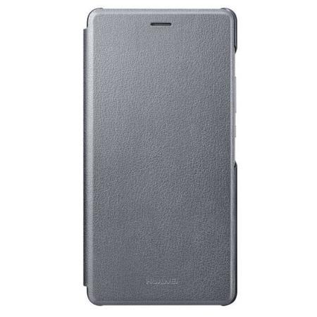 Etui Flip Cover do Huawei P9 Lite szare