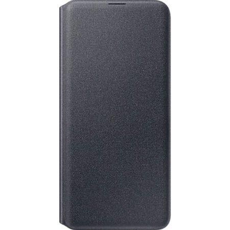 Etui do Samsung Galaxy A30s z funkcją portfela czarne