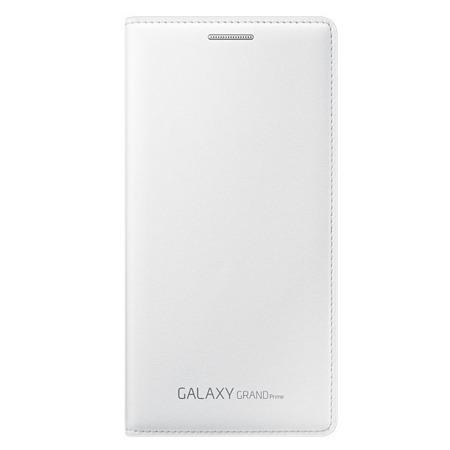 Flip Wallet do Samsung Galaxy Grand Prime, Biały