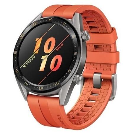 Huawei Watch GT Active pomarańczowy