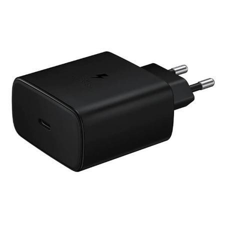 Ładowarka Samsung 45W USB typ C czarna