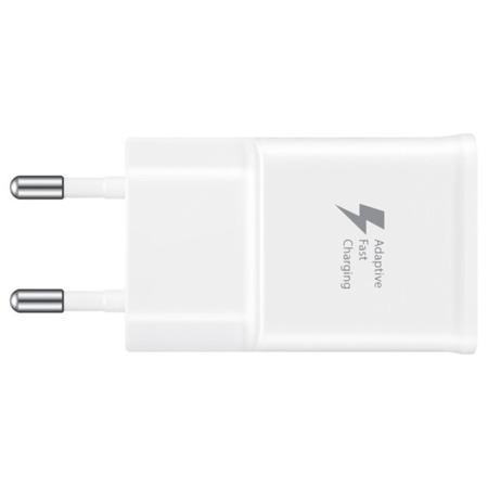 Ładowarka sieciowa SAMSUNG USB Type C biała + kabel