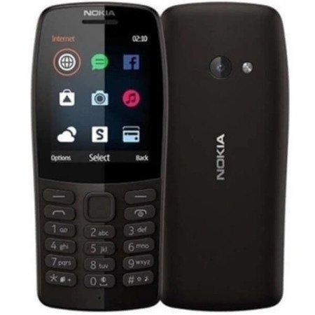 Nokia 210 DualSim czarna