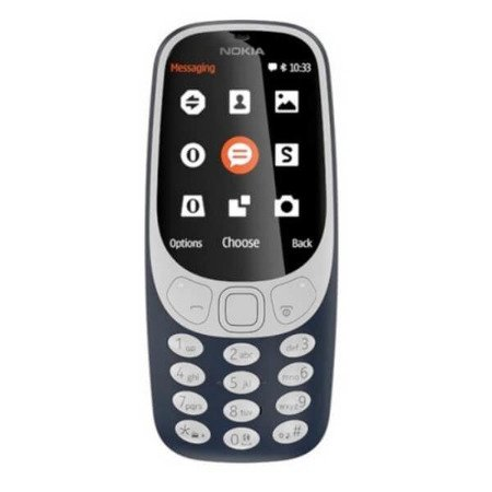Nokia 3310 DS ciemnoniebieska