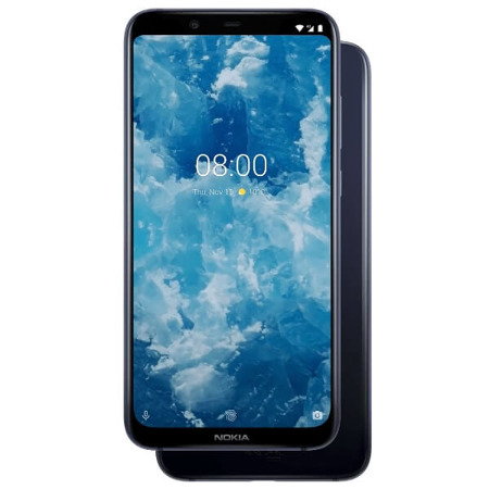 Nokia 8.1 4/64 GB Dual SIM niebieska