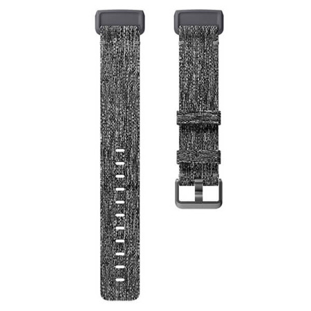 Pasek Woven do Fitbit Charge 3 szary mały (S)