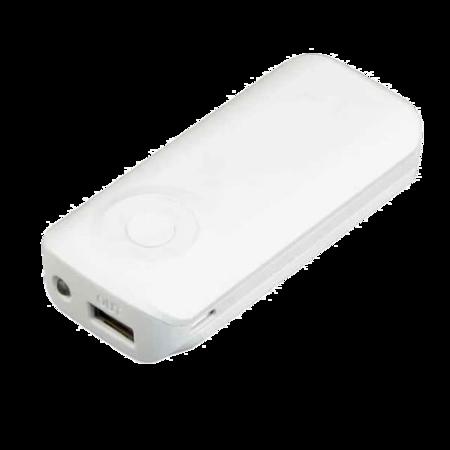 SUNEN PowerBank E5600W 5600mAh, 2.1A Biały