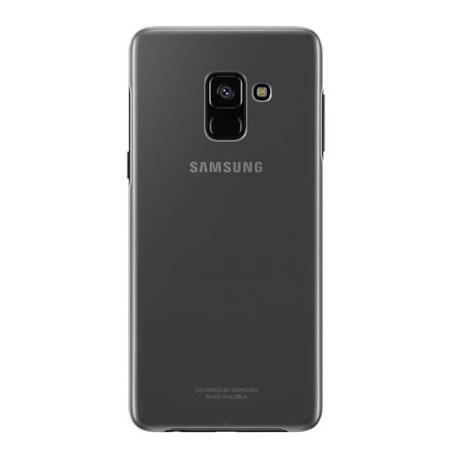 Samsung Etui Clear Cover do Samsung Galaxy A8 (2018) Przezroczysty