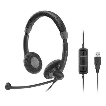 Słuchawki Sennheiser SC 70 USB CTRL