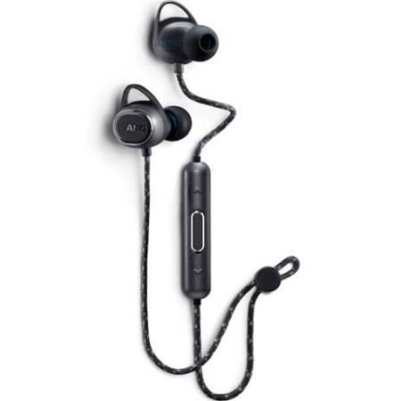 Słuchawki bezprzewodowe Samsung AKG N200 czarne