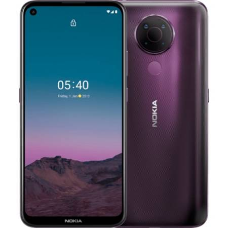 Smartfon Nokia 5.4 4/64GB DualSIM fioletowa