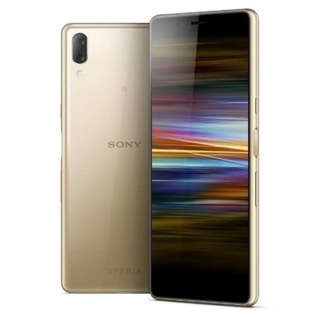 Sony Xperia L3 Dual SIM złoty