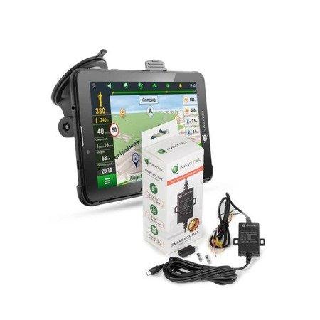 Tablet z nawigacją Navitel T700 3G Pro + Adapter zasilania Navitel Smart Box Max