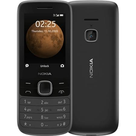 Telefon Nokia 225 4G czarna