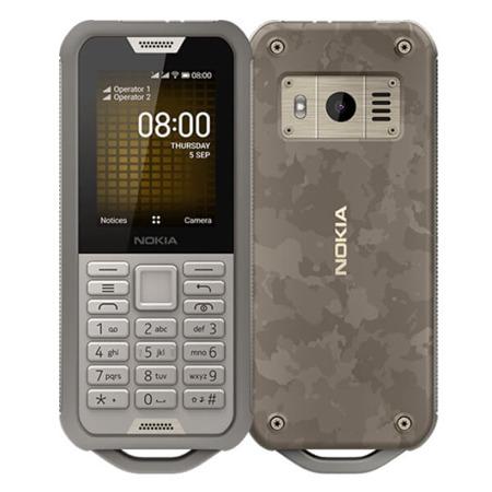 Telefon Nokia 800 Tough piaskowa