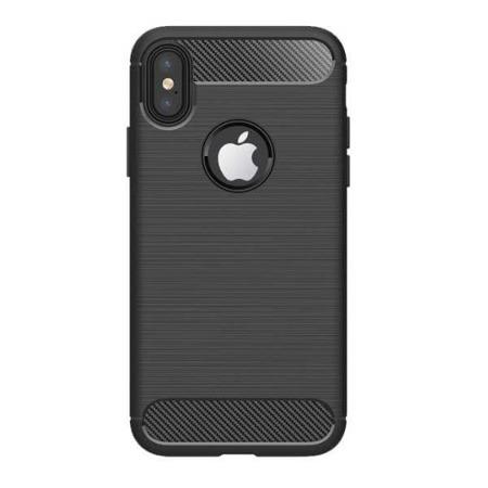 WG Carbon iPhone X czarny