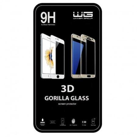 WG Samsung Galaxy J7(2017) Szkło hartowane 3D złote