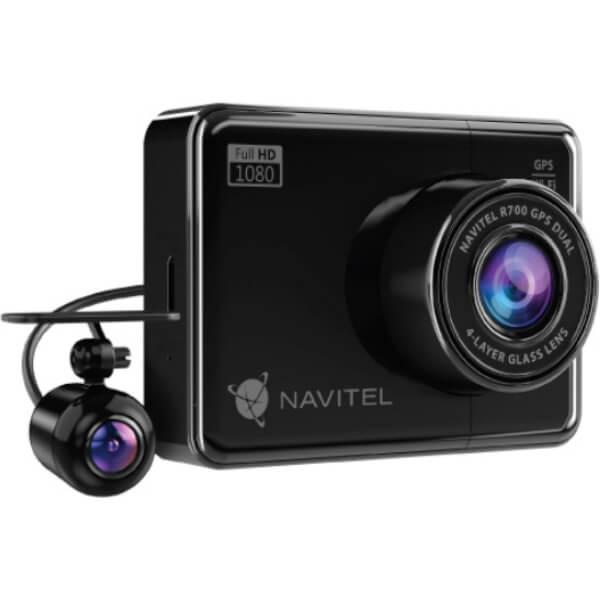 Wideorejestrator Navitel R700 GPS Dual z kamerą cofania
